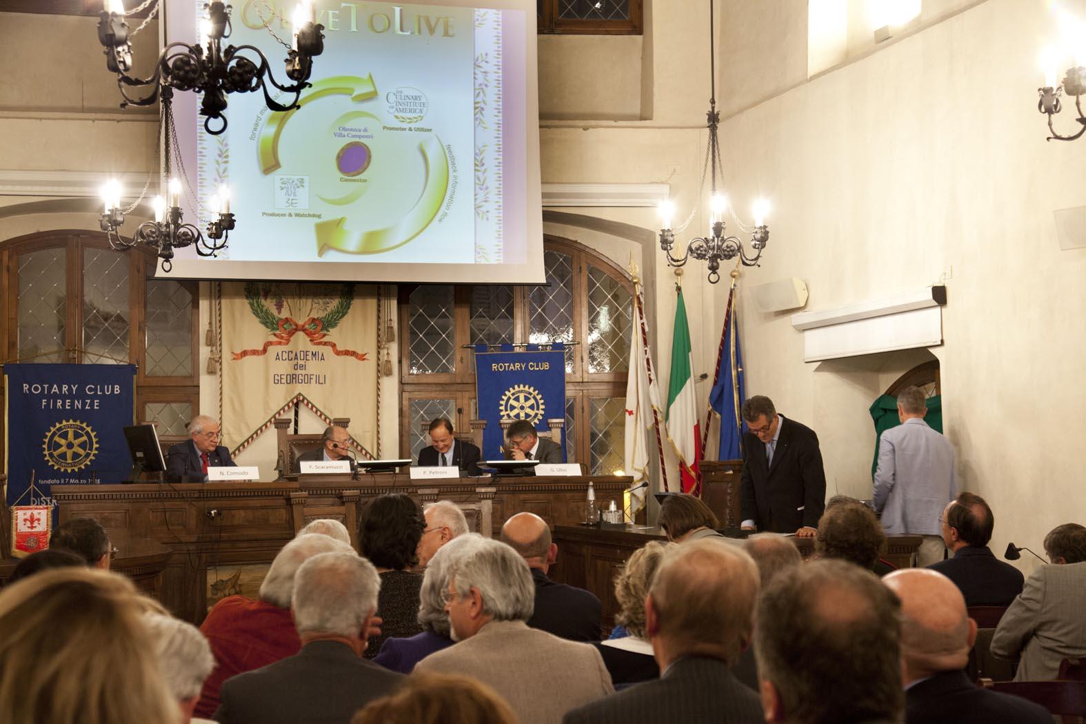 Convegno Rotarolio